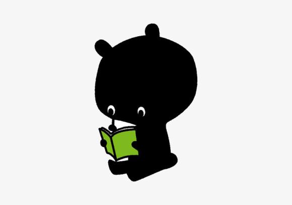 札幌中央図書館キャラクター ヨムくん